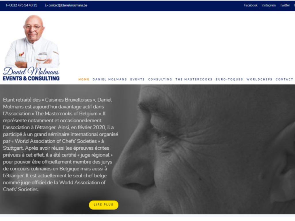daniel molmans webdesign webbeheer